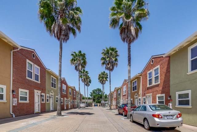857 Carlisle Way 118, Sunnyvale, CA 94087 (#ML81855782) :: Strock Real Estate