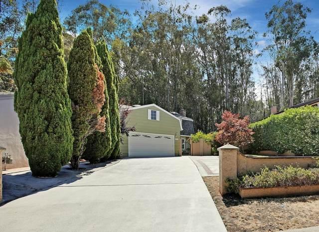 405 Cunningham Way, San Bruno, CA 94066 (#ML81855798) :: The Gilmartin Group