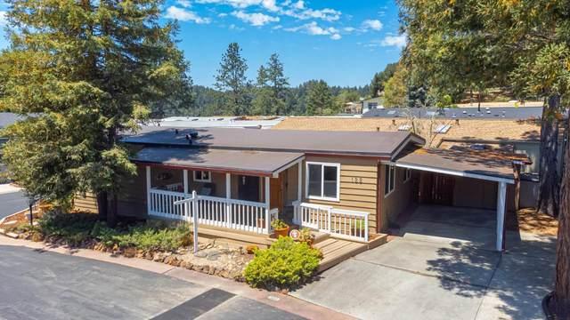 552 Bean Creek Rd 122, Scotts Valley, CA 95066 (#ML81855800) :: The Gilmartin Group