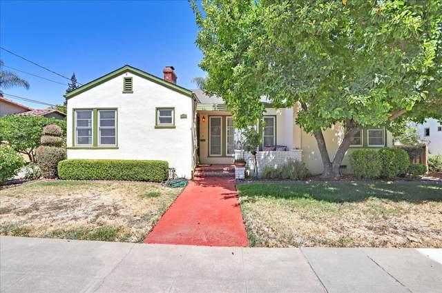 1137 Willow Glen Way, San Jose, CA 95125 (#ML81855816) :: Strock Real Estate