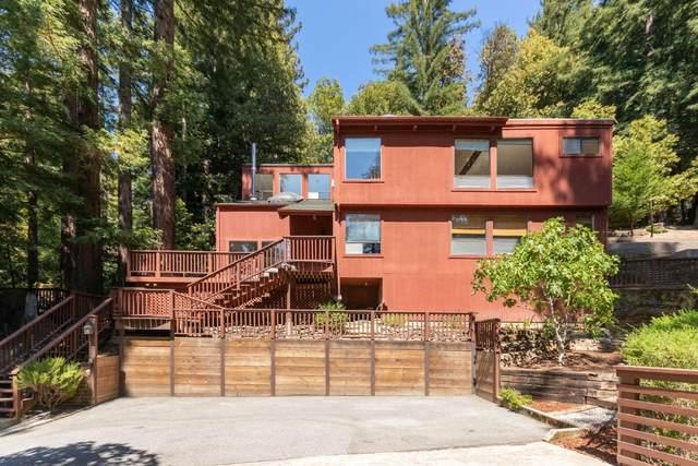 18674 Highway 9, Boulder Creek, CA 95006 (#ML81855823) :: Real Estate Experts