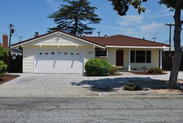 633 Pima Dr, San Jose, CA 95123 (#ML81855839) :: The Realty Society