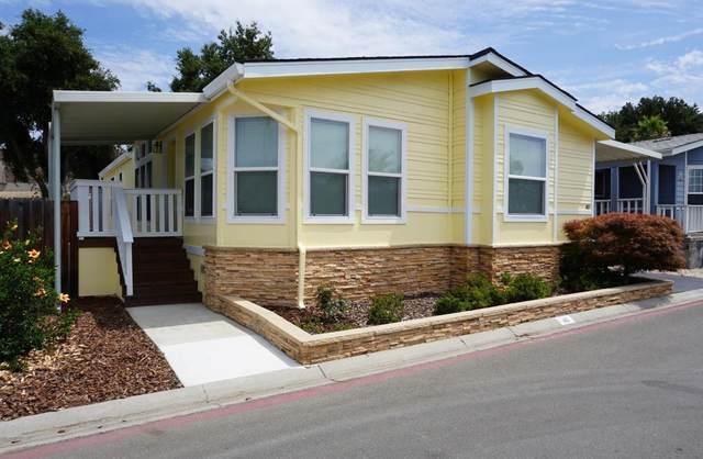 6130 Monterey Hwy Spc 40, San Jose, CA 95138 (#ML81855850) :: Live Play Silicon Valley