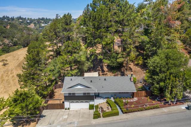 1449 Ascension Dr, San Mateo, CA 94402 (#ML81855855) :: The Gilmartin Group