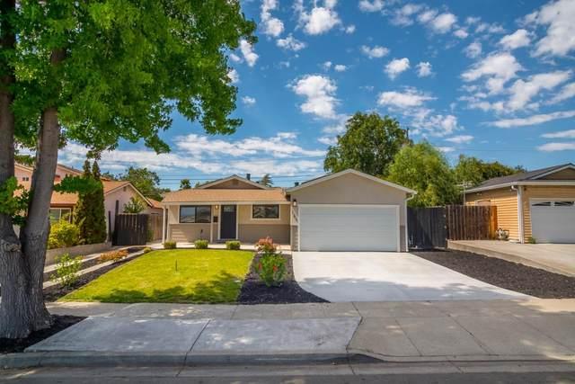 387 Washington Dr, Milpitas, CA 95035 (#ML81855872) :: Strock Real Estate