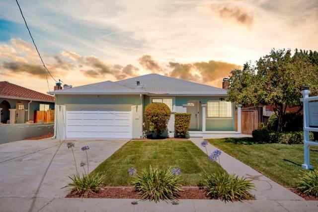 224 Daphne Way, East Palo Alto, CA 94303 (#ML81855883) :: The Goss Real Estate Group, Keller Williams Bay Area Estates