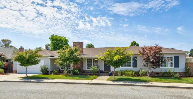 100 Alberta Ave, San Carlos, CA 94070 (#ML81855906) :: The Gilmartin Group