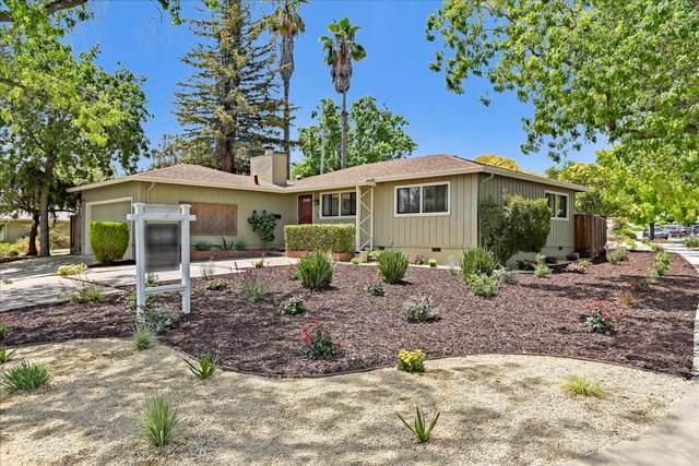1002 Alameda De Las Pulgas, Redwood City, CA 94061 (#ML81855937) :: Olga Golovko