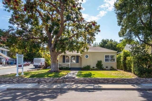 798 Cedar St, San Carlos, CA 94070 (#ML81855947) :: The Gilmartin Group