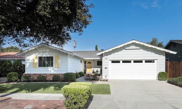 1432 Falcon Ave, Sunnyvale, CA 94087 (#ML81855972) :: Strock Real Estate