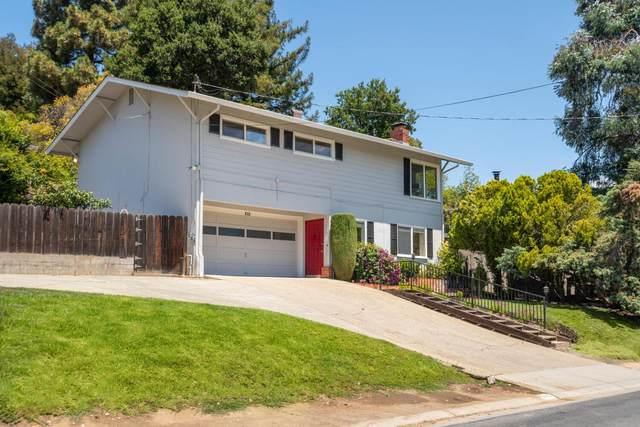 795 Canyon Rd, Redwood City, CA 94062 (#ML81856009) :: The Gilmartin Group