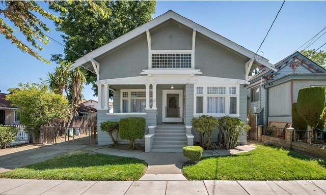274 N 6th St, San Jose, CA 95112 (#ML81856020) :: Alex Brant