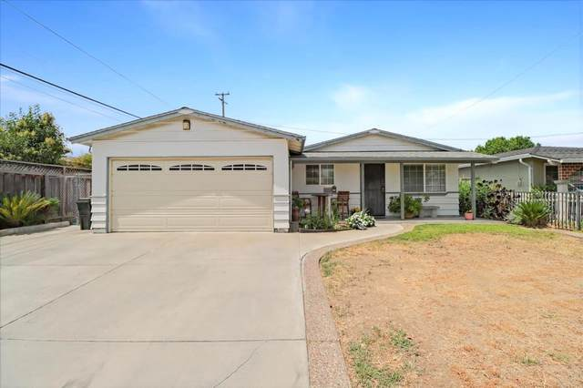 4143 Mira Loma Way, San Jose, CA 95111 (#ML81856055) :: The Gilmartin Group