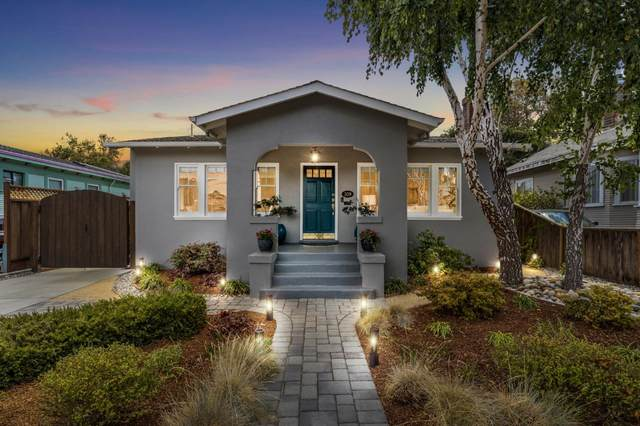 309 Howard Ave, Burlingame, CA 94010 (#ML81856117) :: The Gilmartin Group
