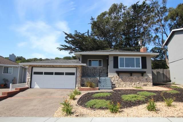1570 Claremont Dr., San Bruno, CA 94066 (#ML81856120) :: The Gilmartin Group