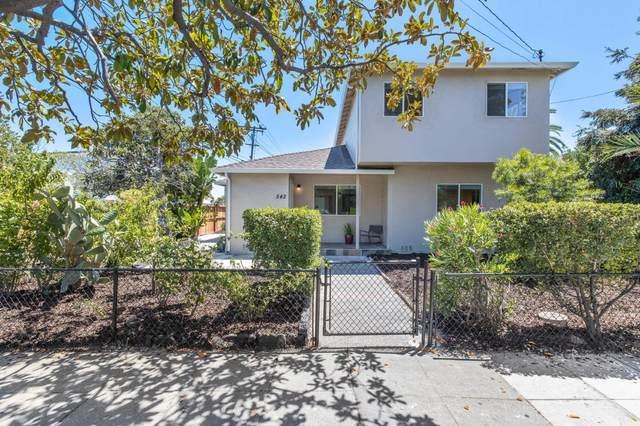 540-542 Laurel St, Redwood City, CA 94063 (#ML81856136) :: The Gilmartin Group