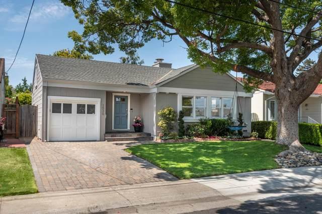 1530 Oak St, San Mateo, CA 94402 (#ML81856200) :: The Gilmartin Group