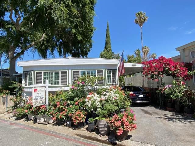 411 Lewis Rd 244, San Jose, CA 95111 (#ML81856218) :: The Gilmartin Group