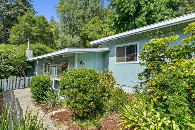 113 Garden Ln, Boulder Creek, CA 95006 (#ML81856222) :: Real Estate Experts