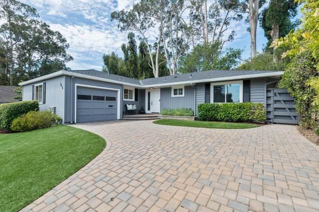 3416 Del Monte St, San Mateo, CA 94403 (#ML81856225) :: The Gilmartin Group
