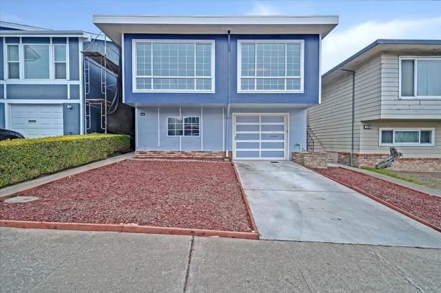 285 Verano Dr, Daly City, CA 94015 (#ML81856231) :: The Gilmartin Group