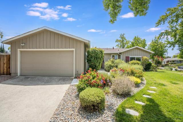 4390 Blackford Ave, San Jose, CA 95129 (#ML81856252) :: The Goss Real Estate Group, Keller Williams Bay Area Estates