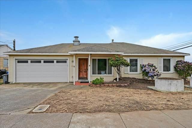 504 Vista Mar Ave, Pacifica, CA 94044 (#ML81856261) :: The Gilmartin Group