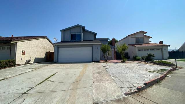 2538 Edgedale Ct, San Jose, CA 95122 (#ML81856292) :: The Realty Society