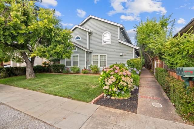 527 Tyndall St, Los Altos, CA 94022 (#ML81856314) :: Real Estate Experts