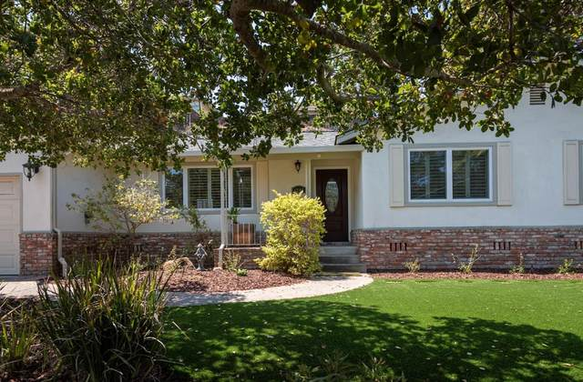 1246 North Rd, Belmont, CA 94002 (#ML81856355) :: The Gilmartin Group