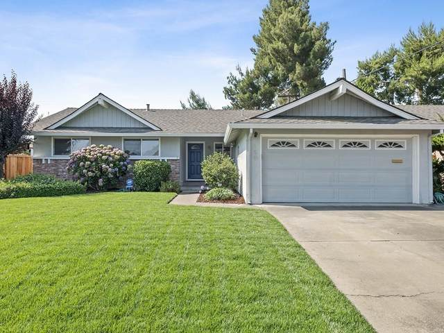 160 Warwick Dr, Campbell, CA 95008 (#ML81856380) :: The Realty Society