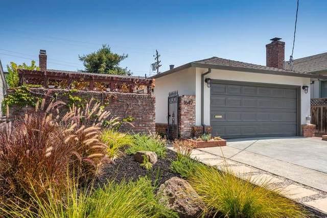 1647 Walnut St, San Carlos, CA 94070 (#ML81856395) :: The Gilmartin Group