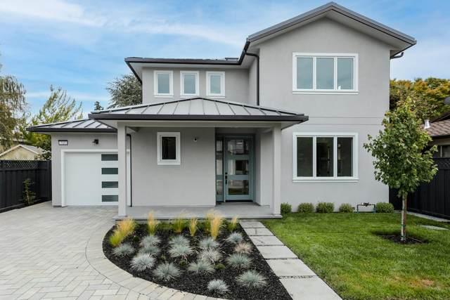 715 Partridge Ave, Menlo Park, CA 94025 (#ML81856426) :: The Gilmartin Group