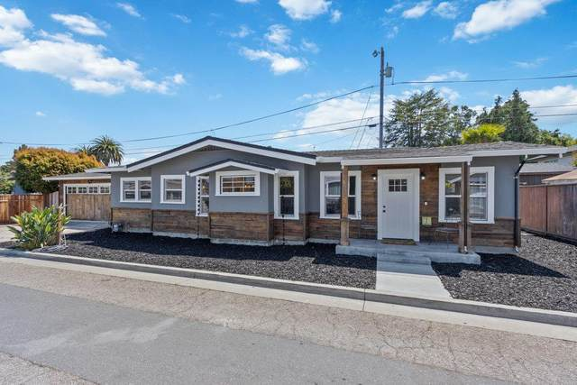 121 Hugus Ave, Santa Cruz, CA 95062 (#ML81856443) :: The Gilmartin Group