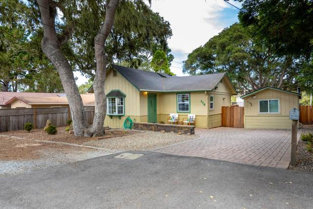 776 Lottie St, Monterey, CA 93940 (#ML81856503) :: Real Estate Experts
