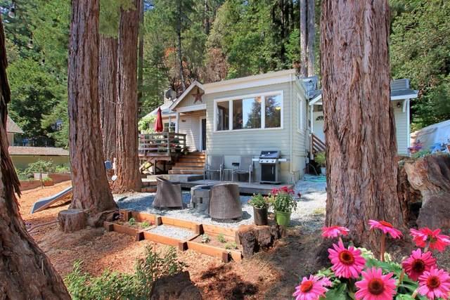 365 Brimblecom Rd, Boulder Creek, CA 95006 (#ML81856509) :: Real Estate Experts