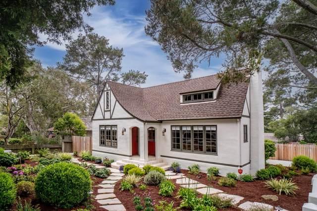 SW Corner San Carlos &12Th, Carmel, CA 93921 (#ML81856551) :: Alex Brant