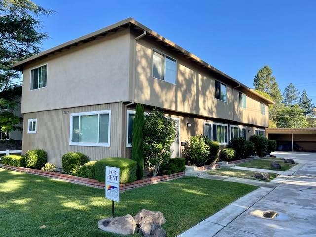 1017 W Hamilton Ave, Campbell, CA 95008 (#ML81856553) :: The Realty Society