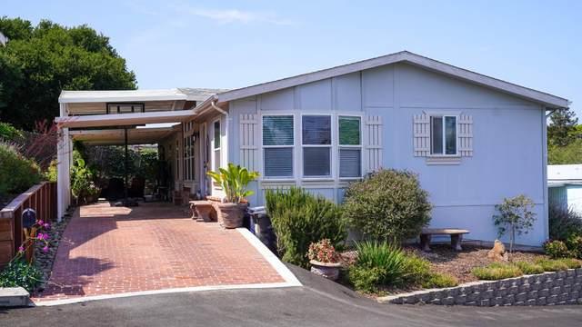 8 Crespi #8 Way 8, Watsonville, CA 95076 (#ML81856555) :: The Gilmartin Group