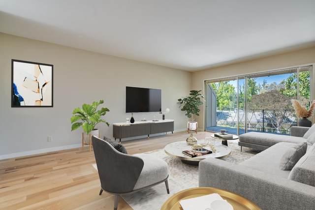 21 Willow Rd 37, Menlo Park, CA 94025 (#ML81856591) :: Strock Real Estate