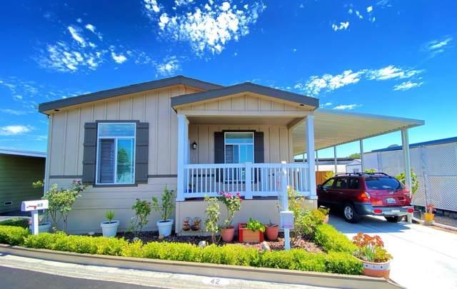 3300 Narvaez Ave 42, San Jose, CA 95136 (#ML81856611) :: The Gilmartin Group