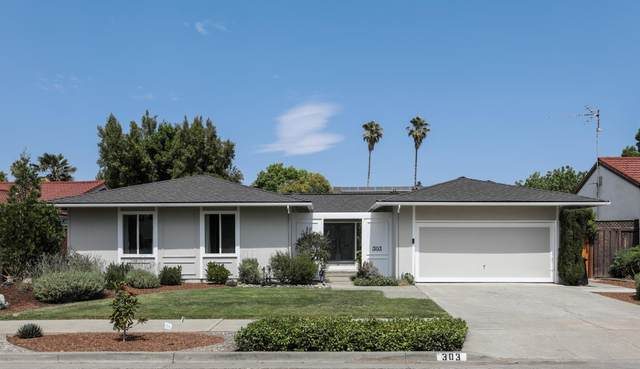 303 Los Pinos Way, San Jose, CA 95119 (#ML81856620) :: Real Estate Experts
