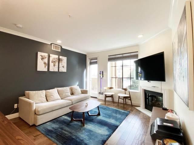 618 Walnut St 307, San Carlos, CA 94070 (#ML81856623) :: Real Estate Experts