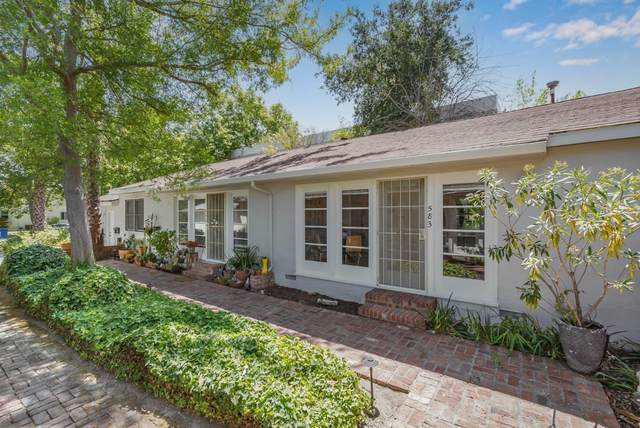581 N 2nd St, San Jose, CA 95112 (#ML81856636) :: The Realty Society