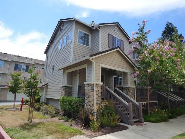 1860 Northwest Cir, San Jose, CA 95131 (#ML81856650) :: The Realty Society
