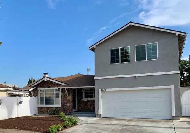 2930 Jerald Ave, Santa Clara, CA 95051 (#ML81856655) :: The Realty Society