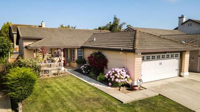 162 Sutton Way, Salinas, CA 93906 (#ML81856659) :: The Gilmartin Group