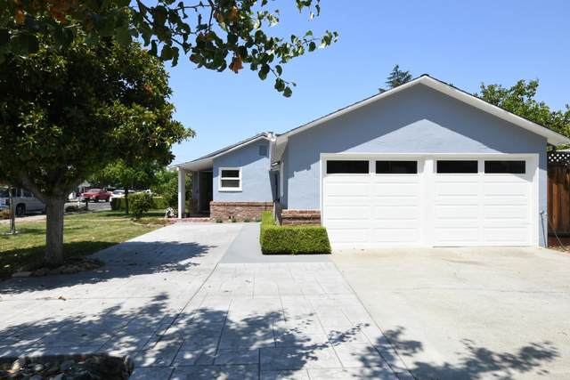 996 Kenneth Ave, Campbell, CA 95008 (#ML81856715) :: Paymon Real Estate Group