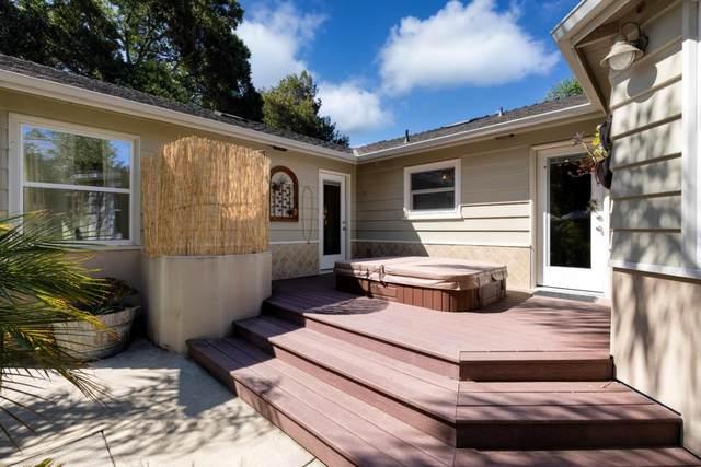 630 Graham Hill Rd, Santa Cruz, CA 95060 (#ML81856755) :: Paymon Real Estate Group