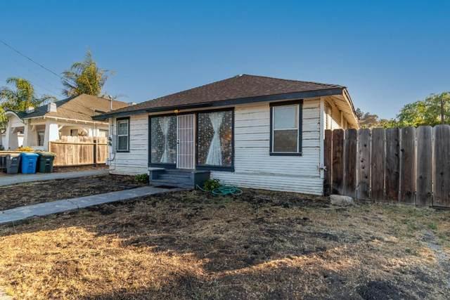 407 The Alameda, San Juan Bautista, CA 95045 (#ML81856760) :: Real Estate Experts